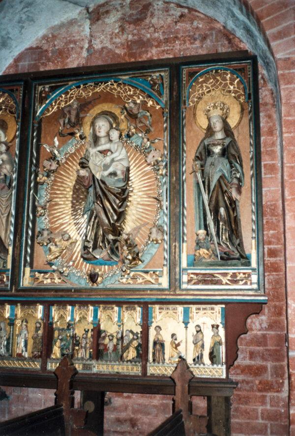 Vorschaubild Klosterkirche, Marienaltar (Foto1990)