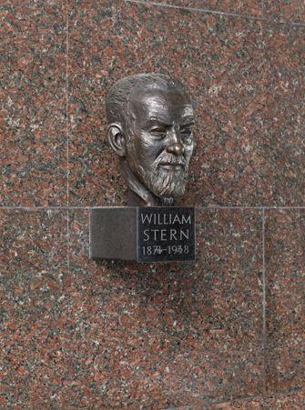 Vorschaubild Büste William Stern