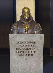 translation missing: de.preview Büste Werner von Melle