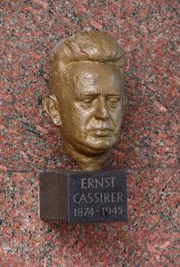 translation missing: de.preview Büste Ernst Cassirer