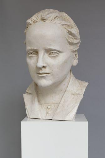 Vorschaubild Bildnisbüste Martha Muchow