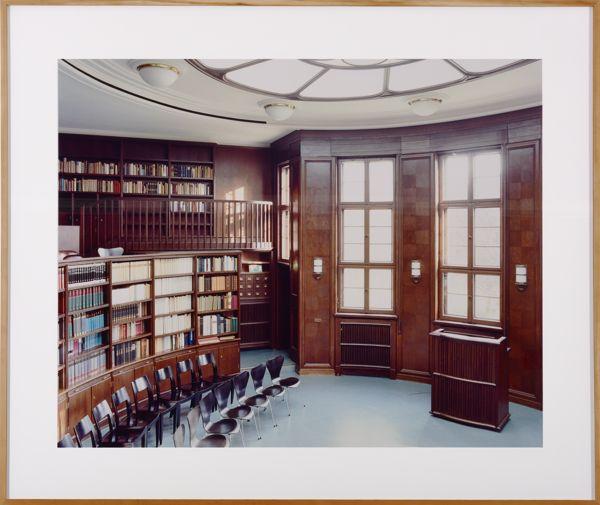 Vorschaubild Warburg-Bibliothek Hamburg