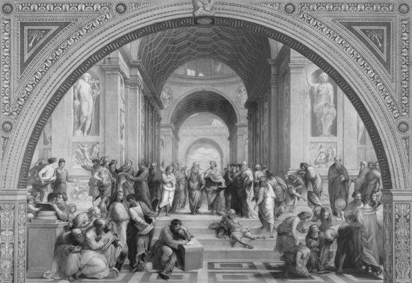 Vorschaubild Die Schule von Athen