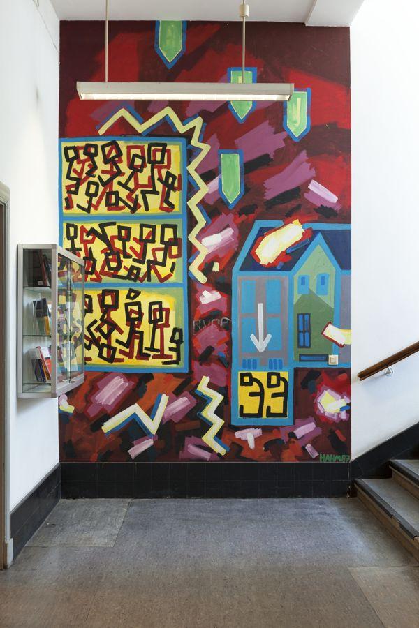 Vorschaubild Wandgemälde